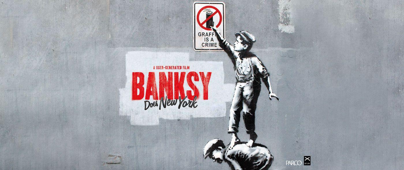 BANKSY Does New York http//www.uplink.co.jp/banksydoesny