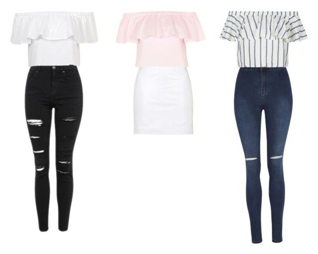 """Untitled #590"" by kamilayussuf ❤ liked on Polyvore featuring Topshop and George"