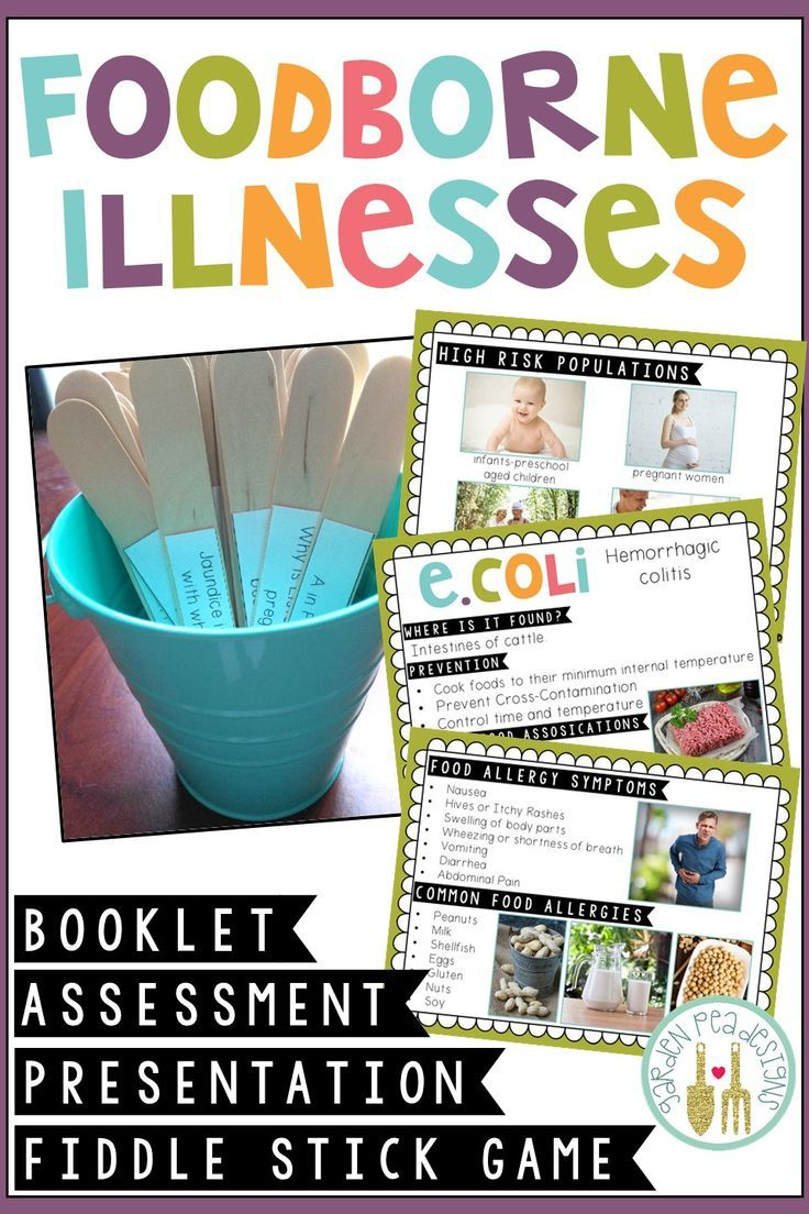 Foodborne Illnesses Family and Consumer Sciences
