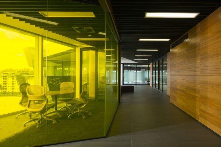 Spendvision Offices By AECOM, Auckland U2013 New Zealand » Retail Design Blog