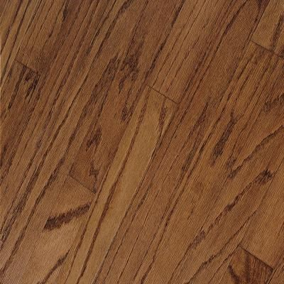 Bruce Oak Mellow 3 8 In Thick X 3 In Wide X Varying