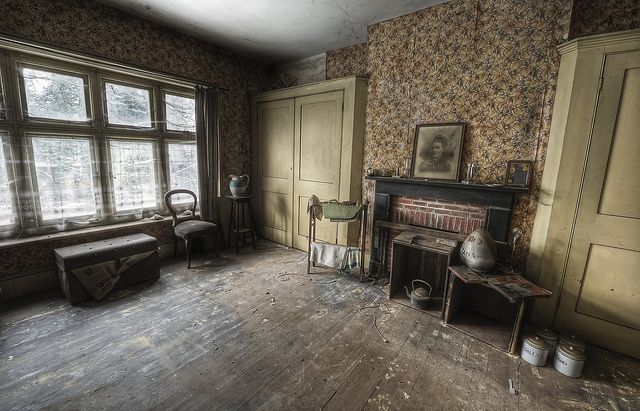 abandoned for decades. Furhouse Manor