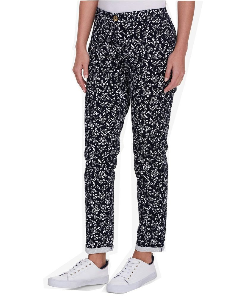 dd14331a Tommy Hilfiger Women's Printed Hampton Chino Pants #fashion #clothing  #shoes #accessories #womensclothing #pants (ebay link)