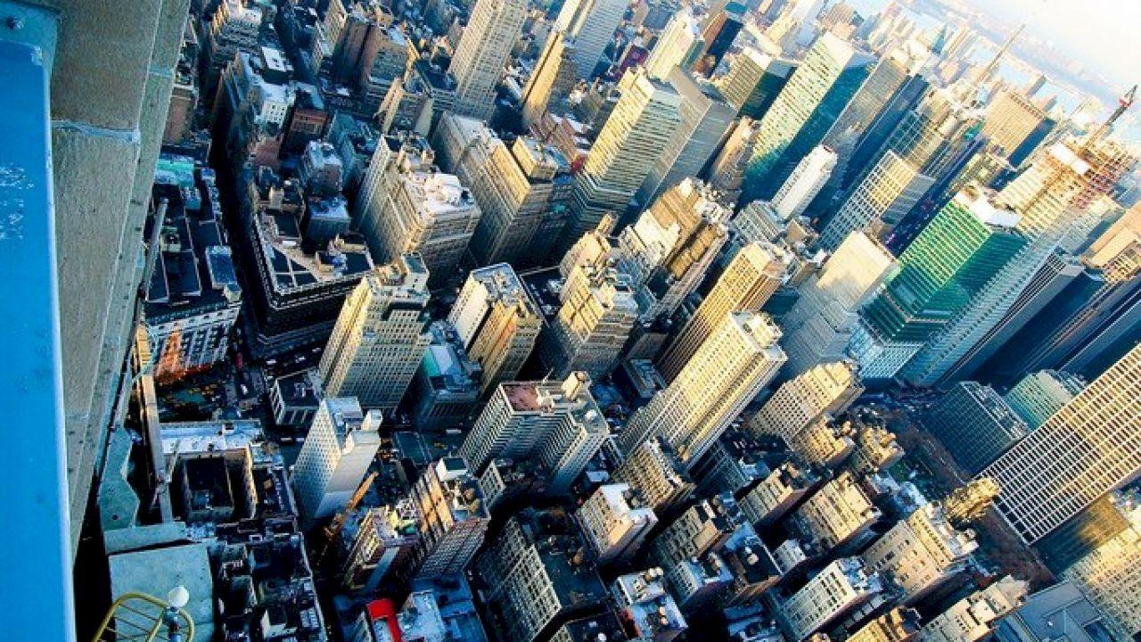 ما أكبر مدينة في العالم City New York Skyline World