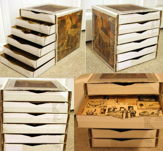 Pizza Box Drawers Take A Look At These 7 Cool Diy Projects With