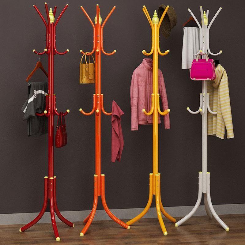 clothes hanger floors modern metal 10