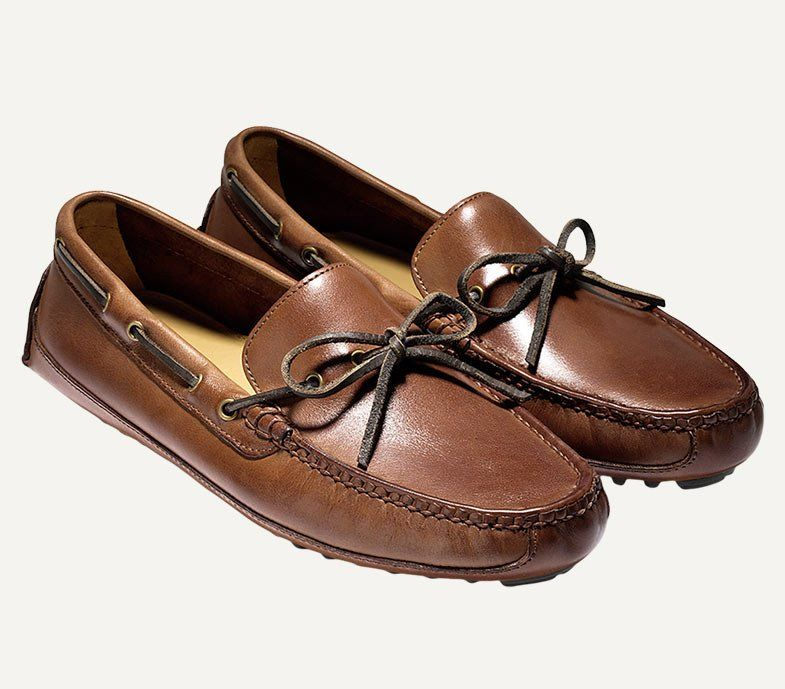 Cole Haan Grant Canoe Camp Moccasin Driver Shoe