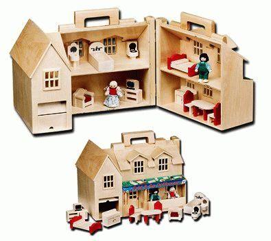 子供 持ち運び おもちゃ 手作り ドールハウス の画像検索結果