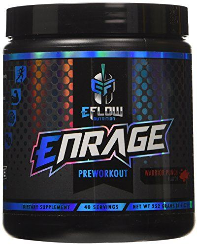 ENRAGE preworkout - Fruit Punch *** Want additional info? Click on the image.