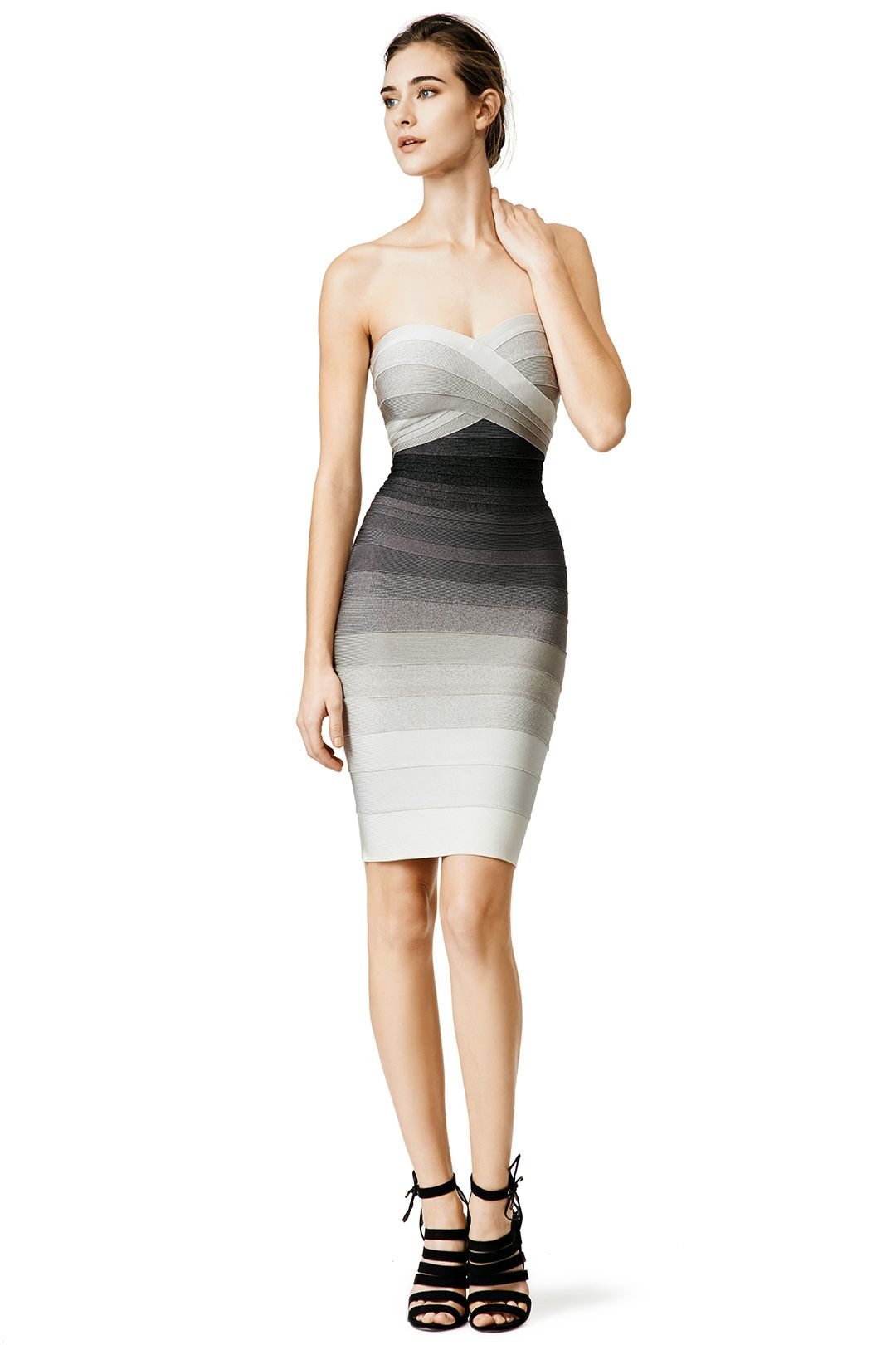 Through the clouds dress my style pinterest herve leger herve