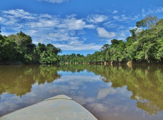 Matrimonio in Amazonas - una pic di Chapombe