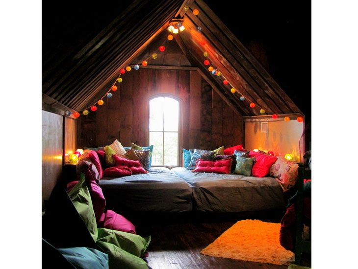 Decorating Attic Rooms 24 gorgeous diys for your teenage girl's bedroom | attic, oasis