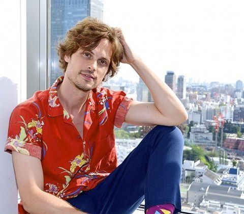 Matthew vacationing in Japan during the summer of 2016