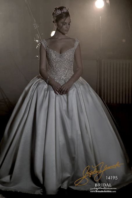 View our Stephen Yearick collection of wedding dresses and bridal ...