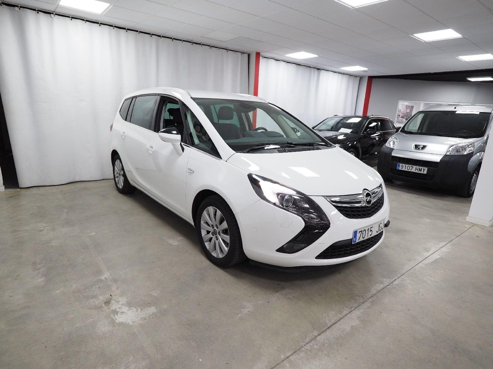 2018 2019 Opel Zafira Tourer New Minivan From 2018 2019 Opel Chrysler Cars Opel Vw Diesel