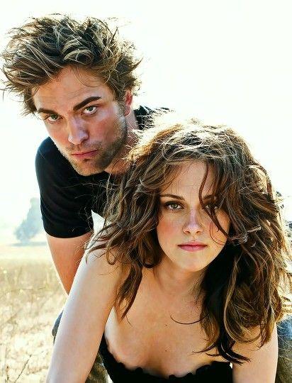 Robert Pattinson and Kristen Stewart - Vanity Fair, 2008