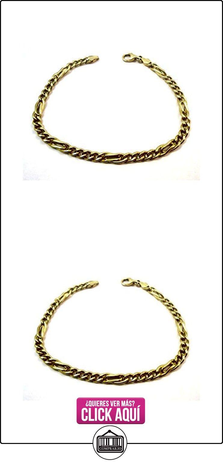 d21ebffbbcb8 MODELO DE PULSERA DE CADENA DE ORO AMARILLO DE 18 KT HOMBRES - Oro giallo 18