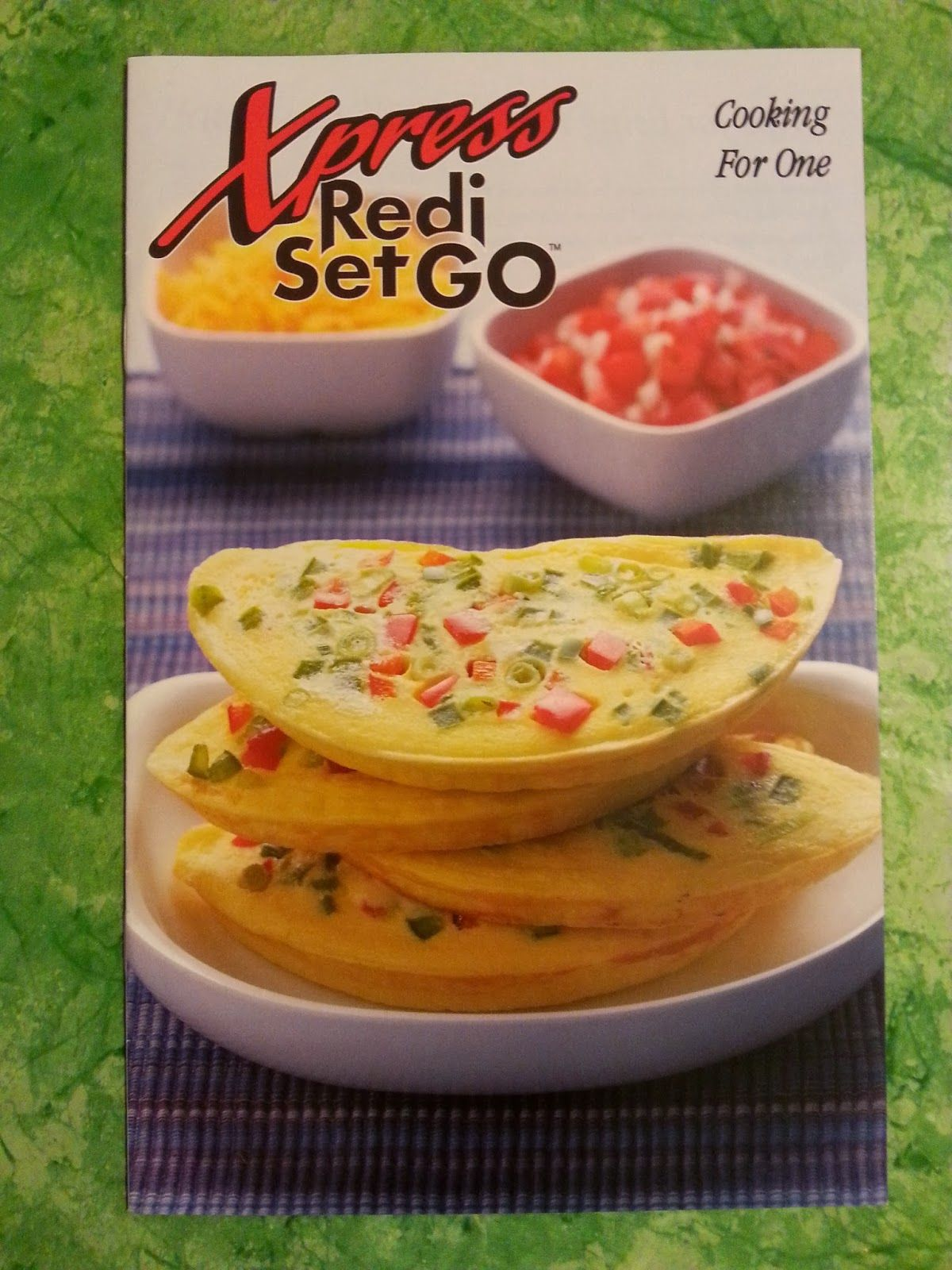 Redi-Set-Go Recipes: EXPIRED! - March 2014 Giveaway