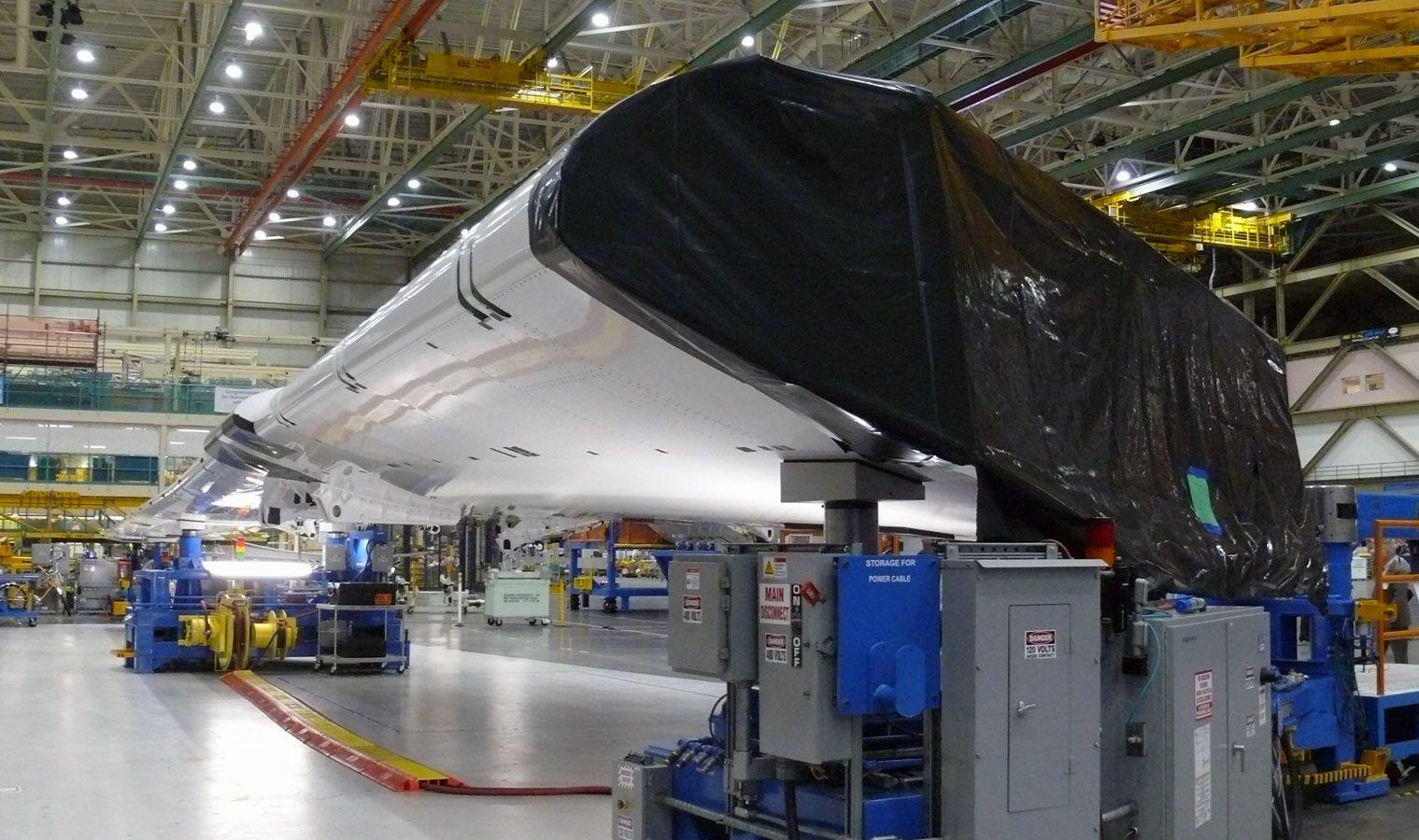 Acuerdo Boeing-Mitsubishi de reducción costos del conjunto alar ...