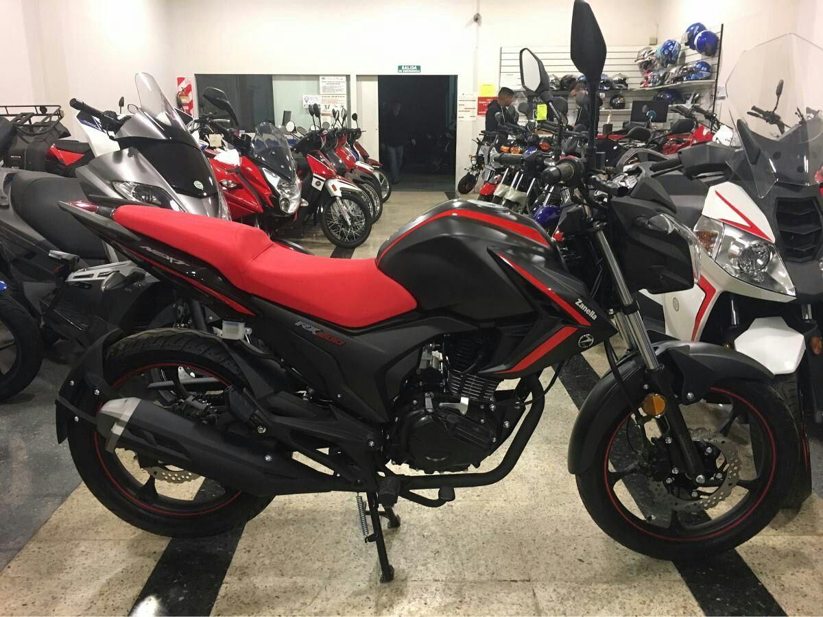 Zanella 200 Rx Precios - Brick7 Motos