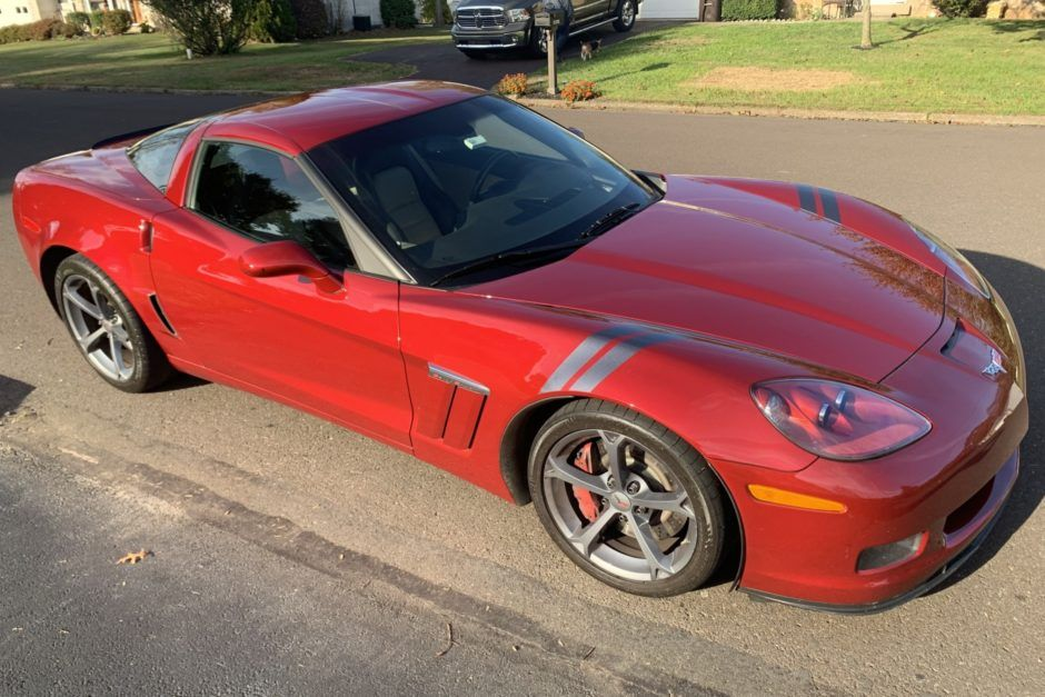 2011 Chevrolet Corvette Grand Sport Coupe 6Speed