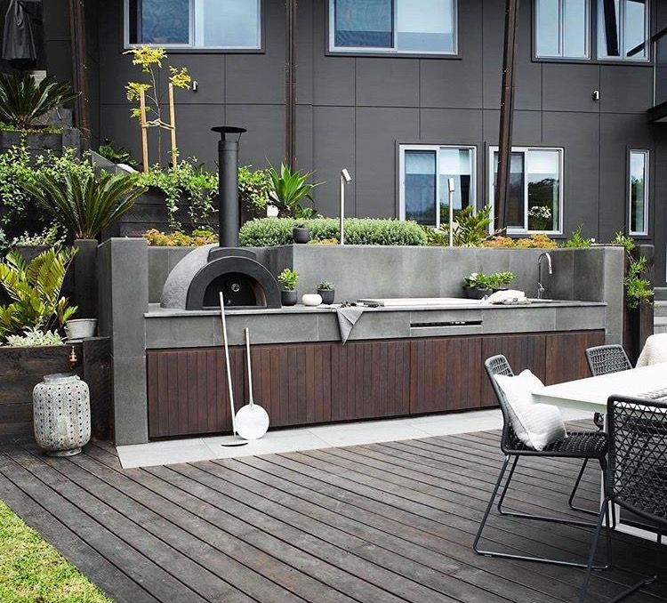 Pin By Talal El Husseiny On Outdoor Gardens Small Outdoor Kitchens Outdoor Bbq Outdoor Bbq Area