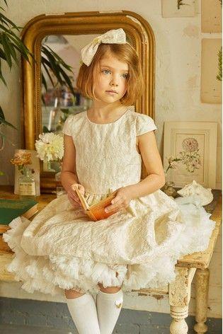 buy angel's face white bridget dress from the next uk