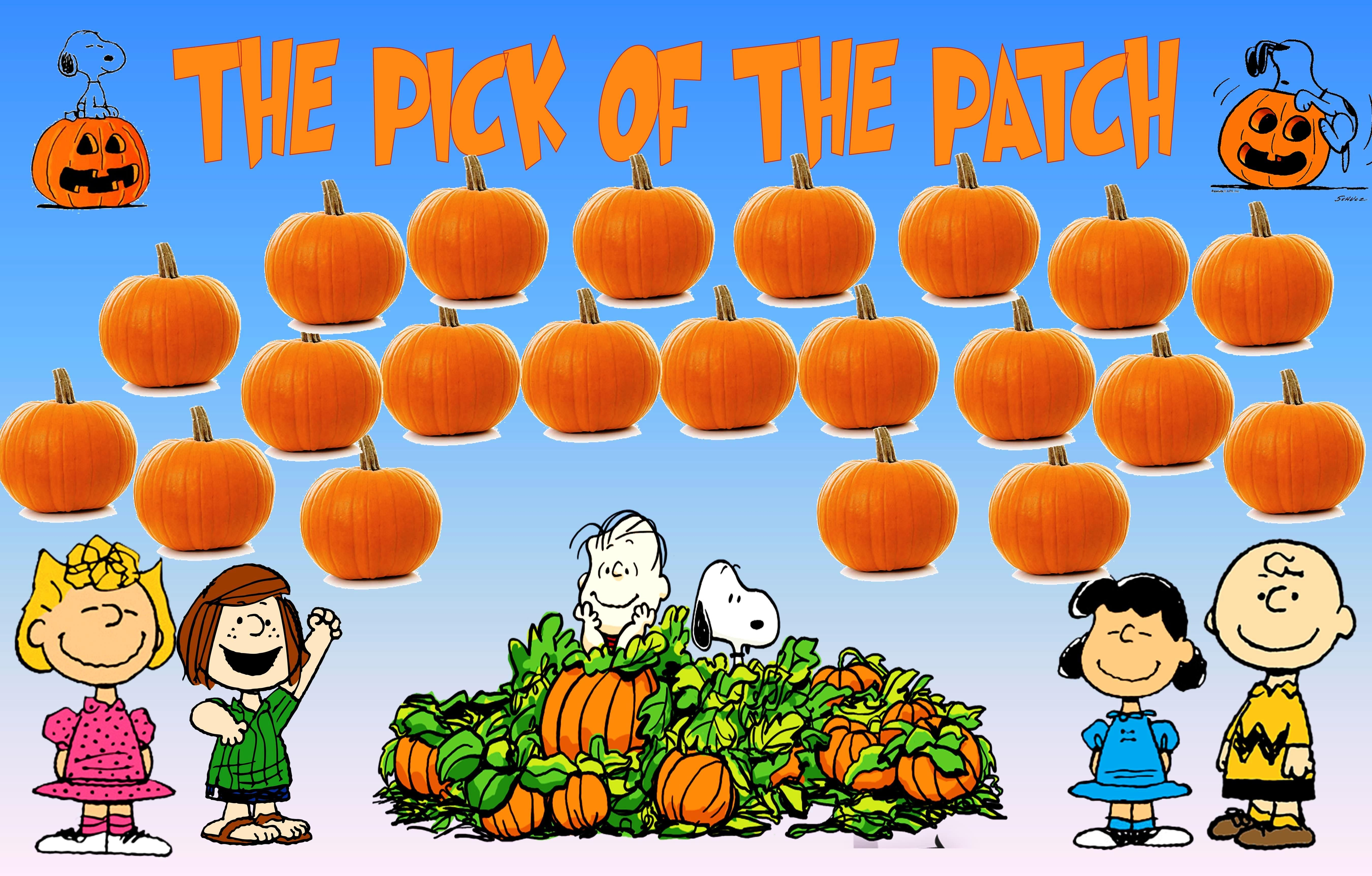 Fall idea for a board - Charlie Brown pumpkin patch bulletin board - just print kid's photos and glue them on the individual pumpkin #pumpkinpatchbulletinboard Fall idea for a board - Charlie Brown pumpkin patch bulletin board - just print kid's photos and glue them on the individual pumpkin #pumpkinpatchbulletinboard