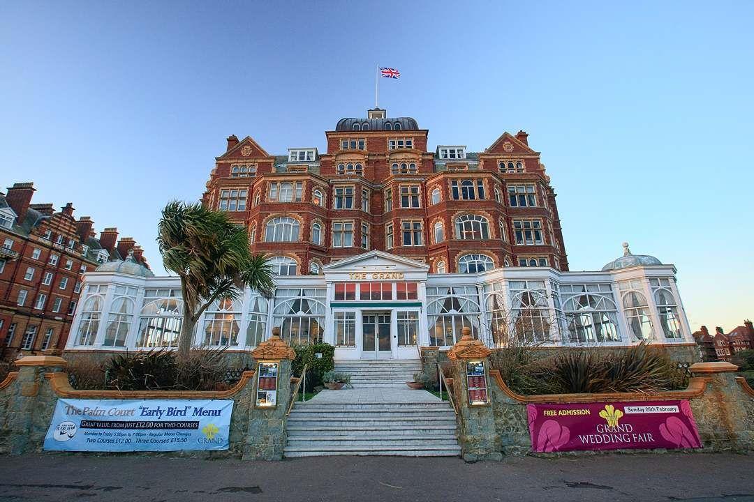 The Grand Folkestone Uk Folkestone Kent Grandhotel Thegrand Architecture Historic Folkestone Grand Hotel Instagram