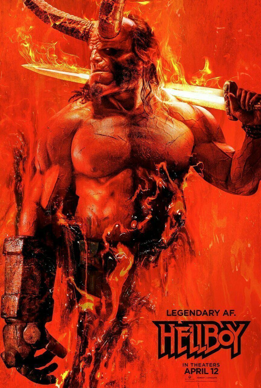 Pin By Kevin Rivera On Kaar Hellboy Movie Hellboy Film Full Movies Online Free