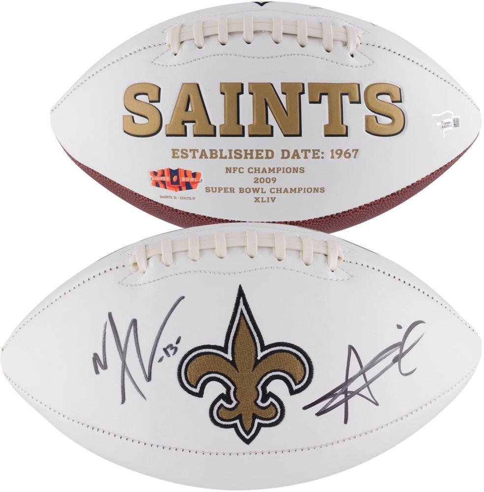 Autographed Alvin Kamara Saints Football Fanatics Authentic Coa Item 9023006 New Orleans Saints Football New Orleans Saints Football