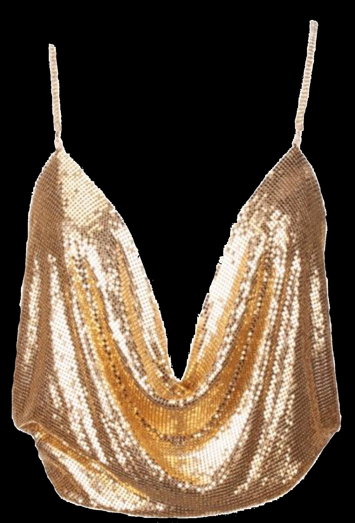 464dfe1cc5973 Gold sparkle top polyvore moodboard filler