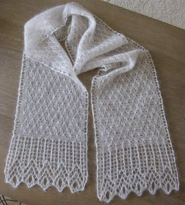 Einfach Stricken.: Schal Crossover | Stricken | Pinterest ...