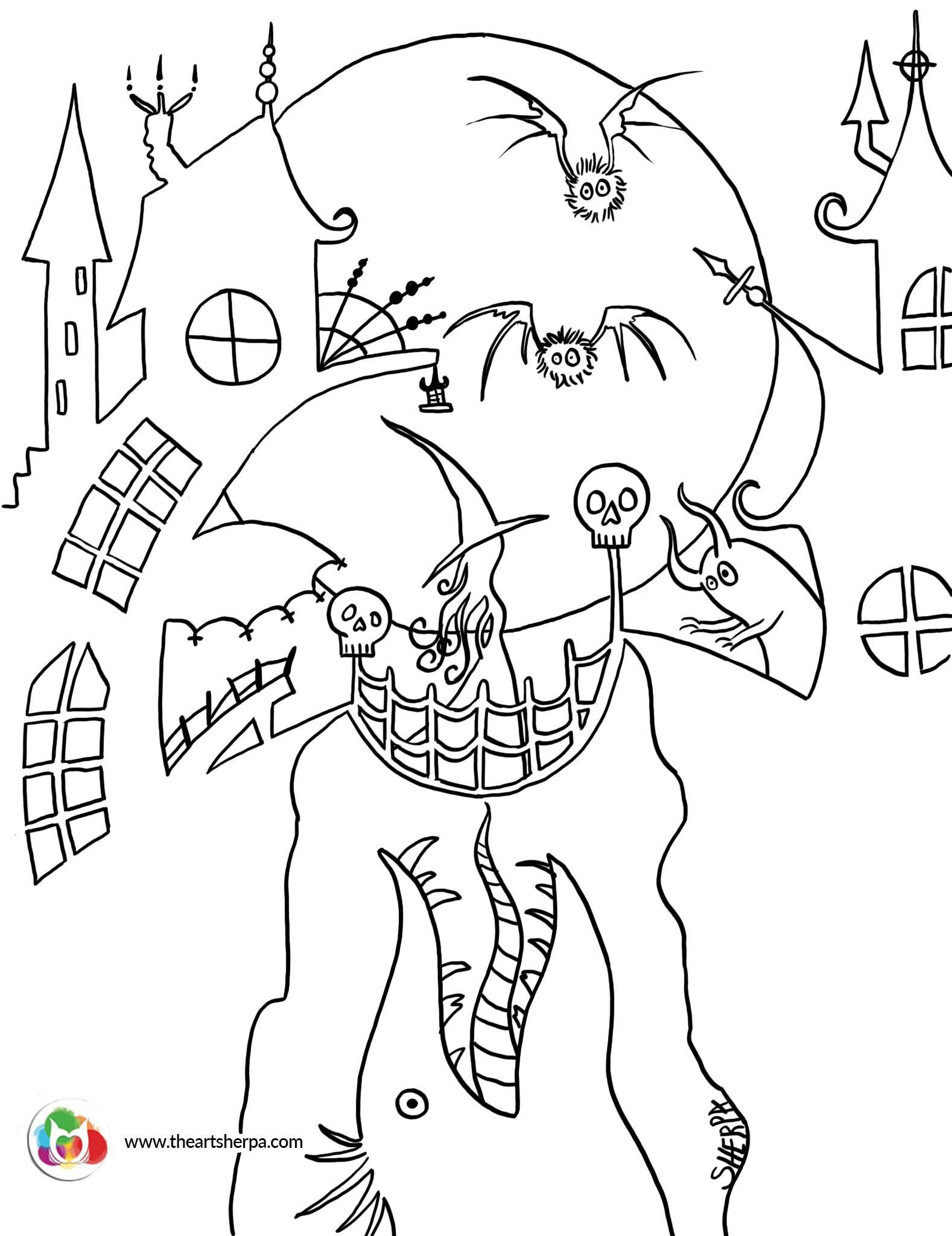 able coloring pages - photo#50
