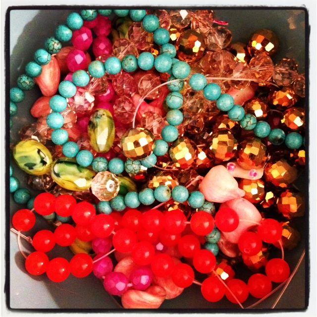 #jewelry #DIY #vintage