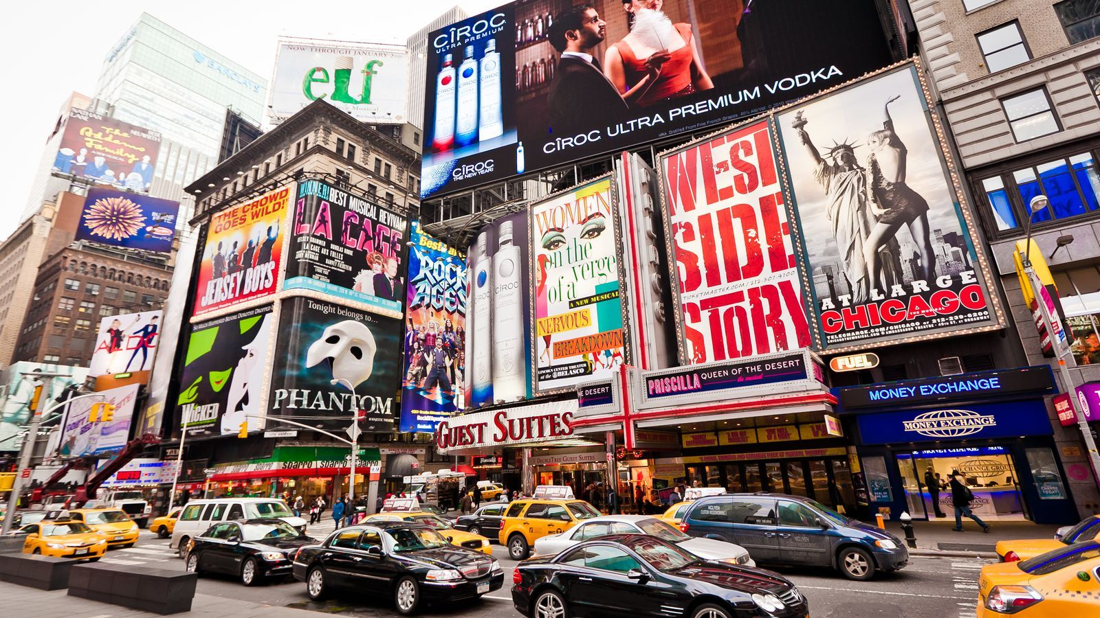 Goodfood The Definitive Guide To Theater District Dining Foo