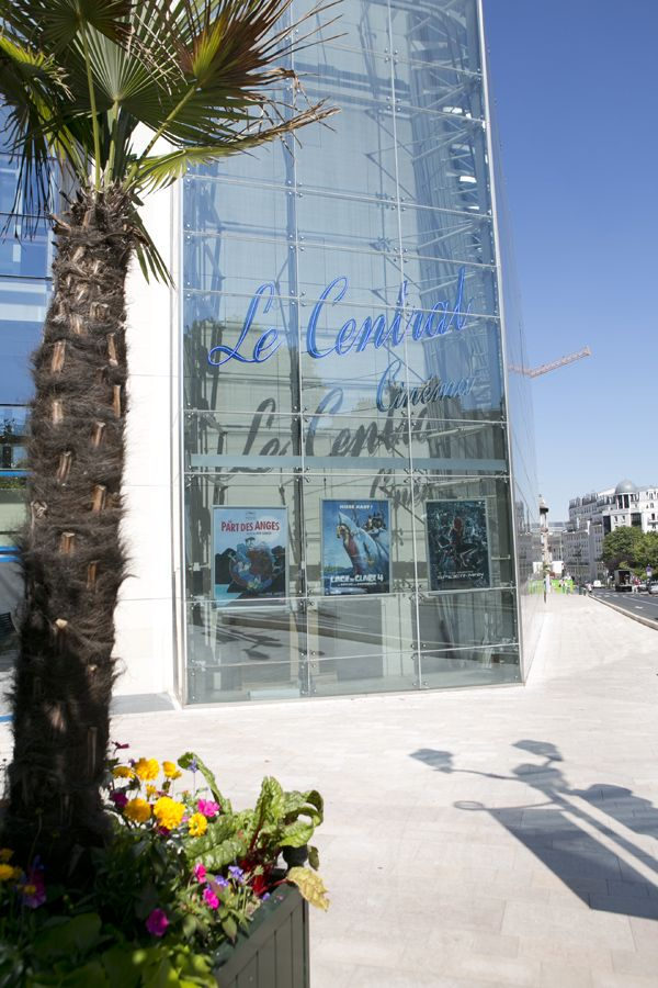 Cinéma Le Central, Puteaux © Ville de Puteaux