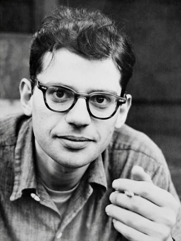 Allen Ginsberg American Poet And Leading Figure In The Beat