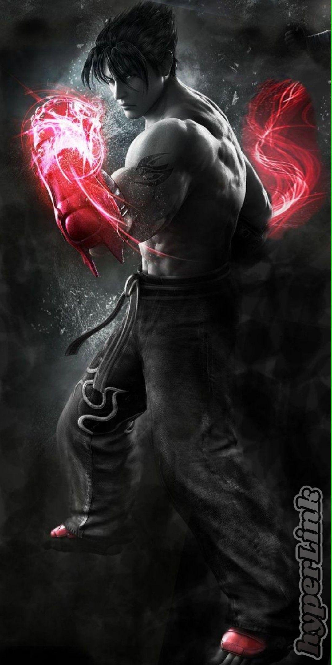 Gaming Wallpaper Jin Kazama Tekken 7 Jin Gaming Wallpapers