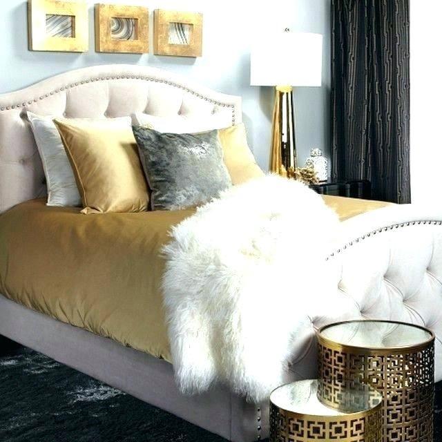 Weiß und Gold Zimmer Ideen Pinterest