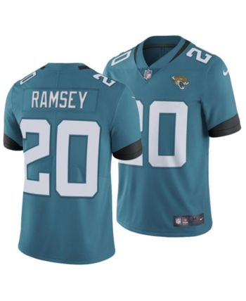 new style 39c65 c5429 Nike Men Jalen Ramsey Jacksonville Jaguars Vapor Untouchable ...