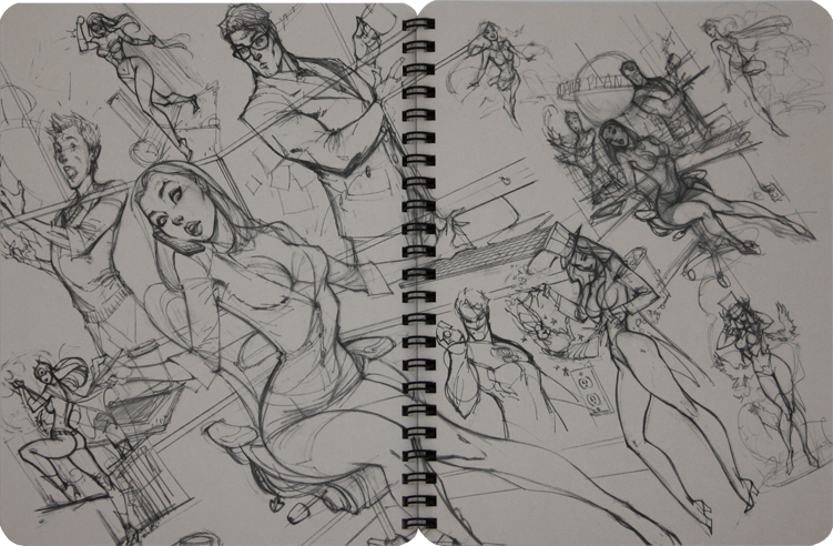 J Scott Campbell Sketchbook Pdf