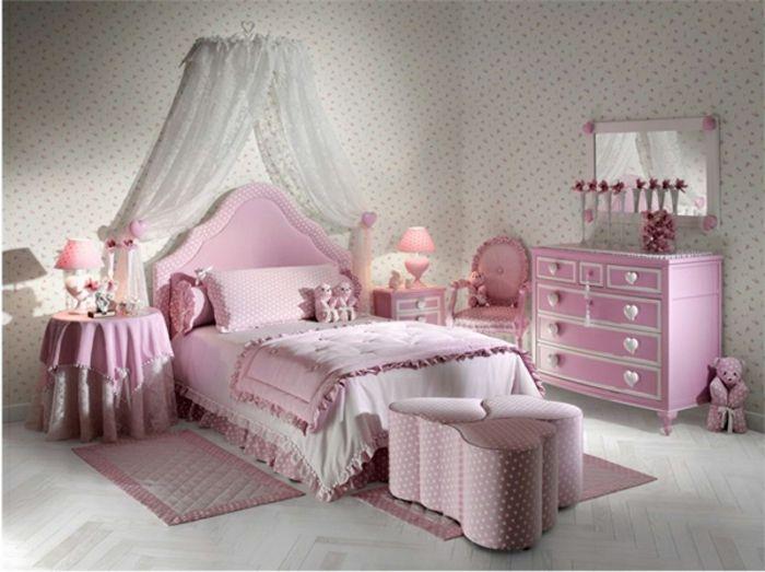 Liebevolle Ideen für Barbie-Haus Gestaltung | chambre d\'enfant ...
