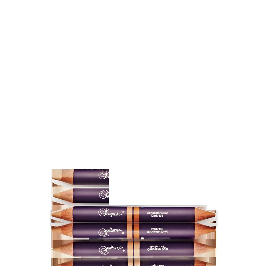 Concealer Duet Dark Concealer, Cosmetics, Lipstick