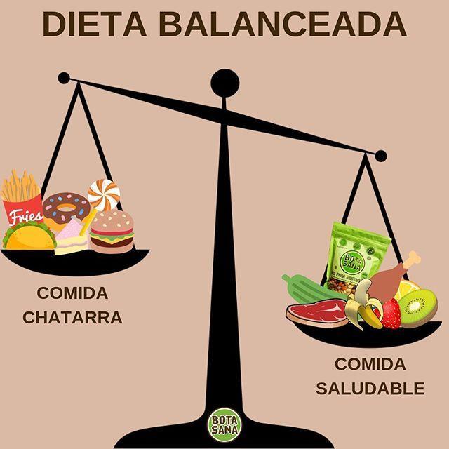 Practicar una dieta balanceada nos permite llevar una vida saludable no sólo en el ámbito físico yum...