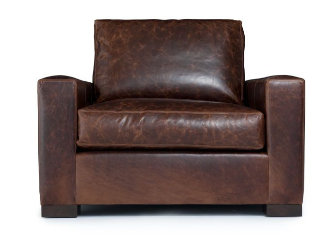 Modern Sectional Sofas Nixon Leather Sofa Metal Legs by Thrive Furniture
