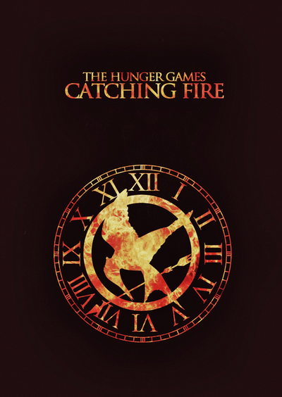 Tick Tock The Official Catching Fire Logo