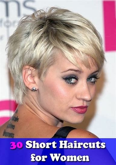 Image Result For Short Haircuts For Heart Shaped Face Short Hair Styles Easy Short Hair Styles 2014 Thick Hair Styles