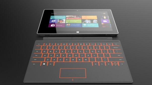 Wallpaper windows, tablet, microsoft, touch screen   Technology