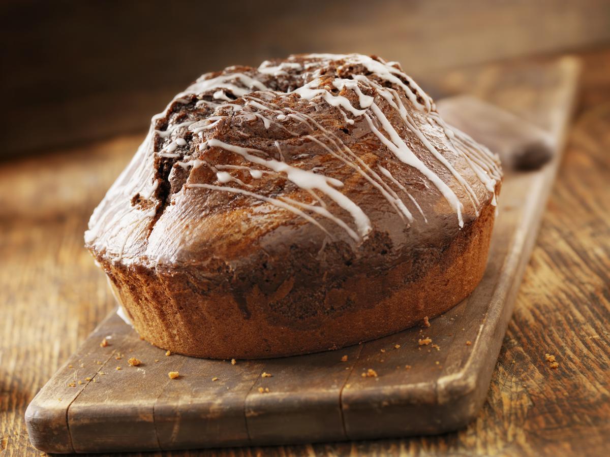 Cómo hacer Bizcocho marmolado de chocolate   Demos la vuelta al día